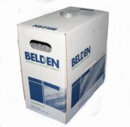 Kabel UTP Belden CAT 5e (1 Roll 305m)
